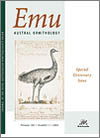 Special Centenary Issue: One Hundred Years of Emu