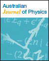 Australian Journal of Physics