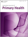 Australian Journal of Primary Health