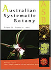 Featuring papers on Short-range Endemism of the Australian Biota