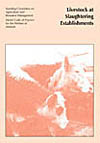 Cover image of Model Code of Practice for the Welfare of Animals: Livestoc