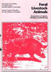 Cover image of Model Code of Practice for the Welfare of Animals: Feral Li