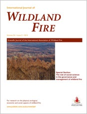 The Role of Social Science in the Governance and Management of Wildland Fire cover image