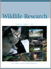 Use of Indices to Monitor Wildlife Populations