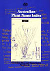 cover of Australian Plant Name Index: K-P