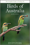 The Complete Guide to Finding the Birds of Australia cover image