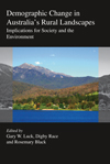 Demographic Change in Australia's Rural Landscapes