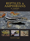 Reptiles and Amphibians of Australia cover image