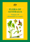 Flora of Australia Volume 39 cover image