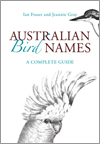 Australian Bird Names