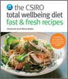 CSIRO Total Wellbeing Diet Fast and Fresh Recipes
