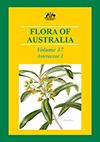 Flora of Australia Volume 37 cover image