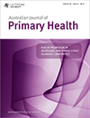Health Promotion in Aboriginal and Torres Strait Islander Communities