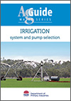 Irrigation: System and Pump Selection