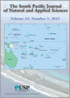 The South Pacific Journal of Natural and Applied Sciences