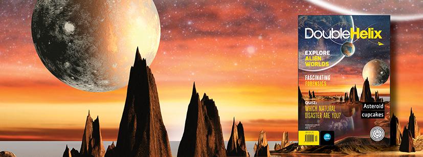 Discover alien worlds, parasites and ocean depths