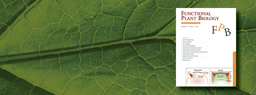 A journal on plant function and evolutionary biology
