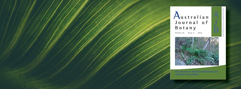 Southern hemisphere botanical ecosystems