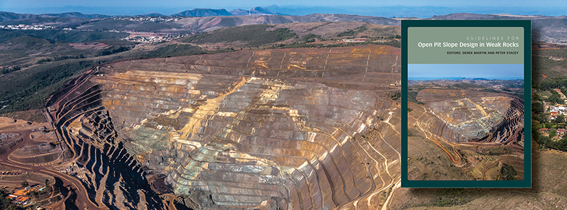Design and implementation of open pit slopes