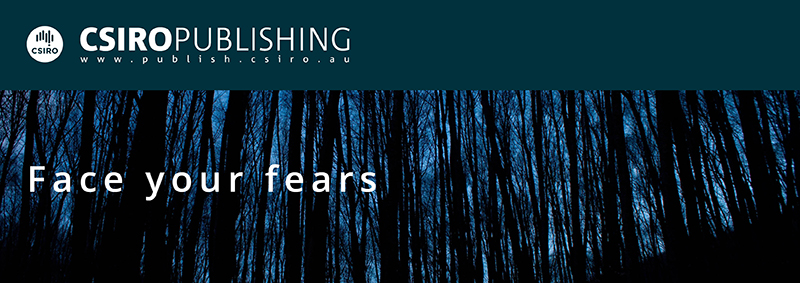 Face Your Fears Book Catalogue Banner