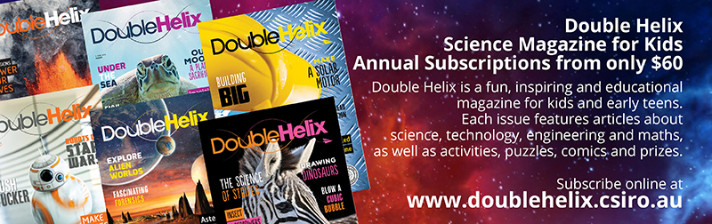 Subscribe to Double Helix Magazine for Kids