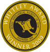 WhitleyAward-2009