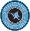 WhitleyMedal-2009
