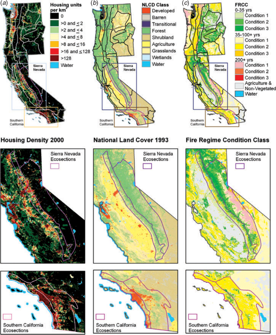 LANDFIRE Program Applications Controls On Interannual Variability
