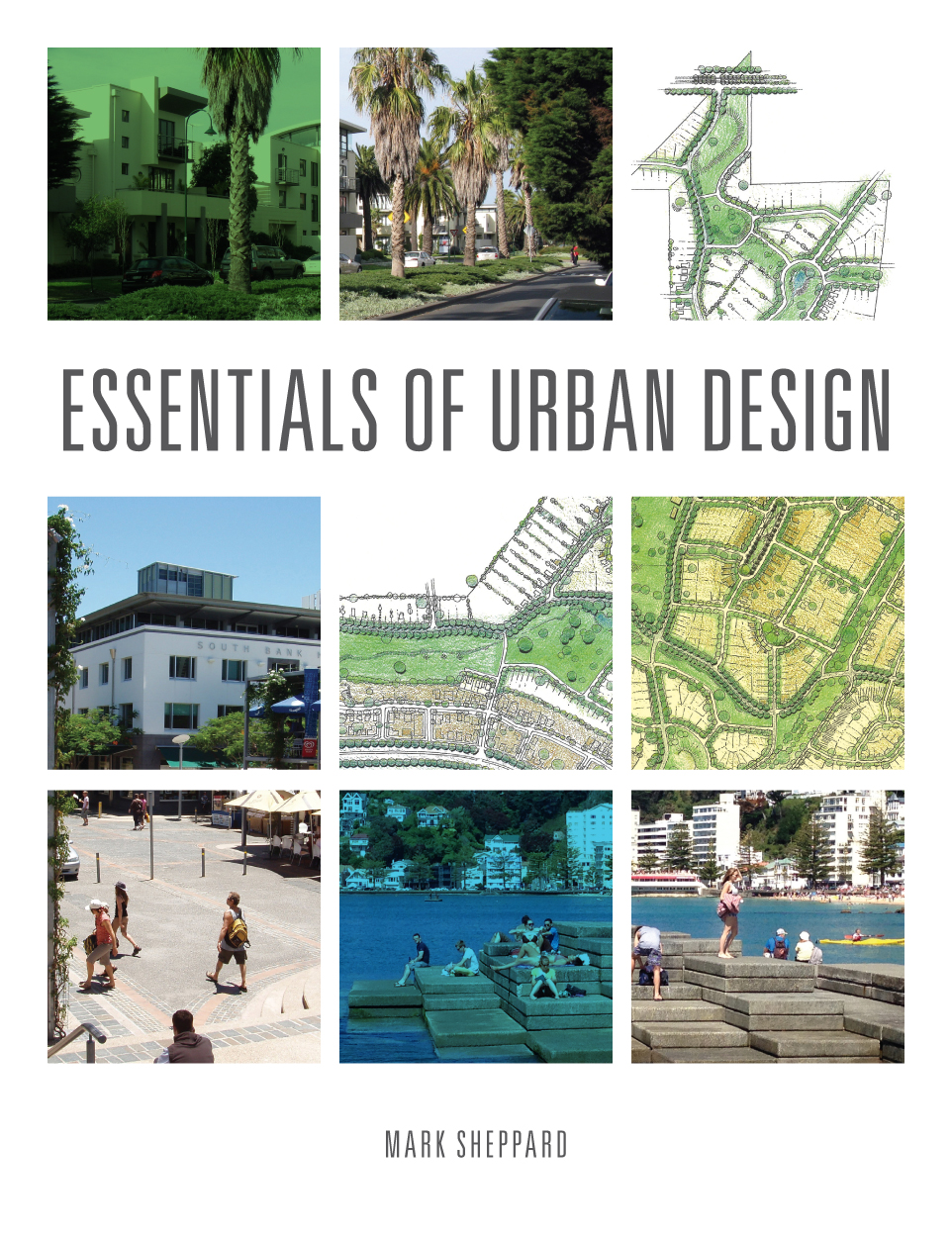 Essentials Of Urban Design Mark Sheppard 9780643108769