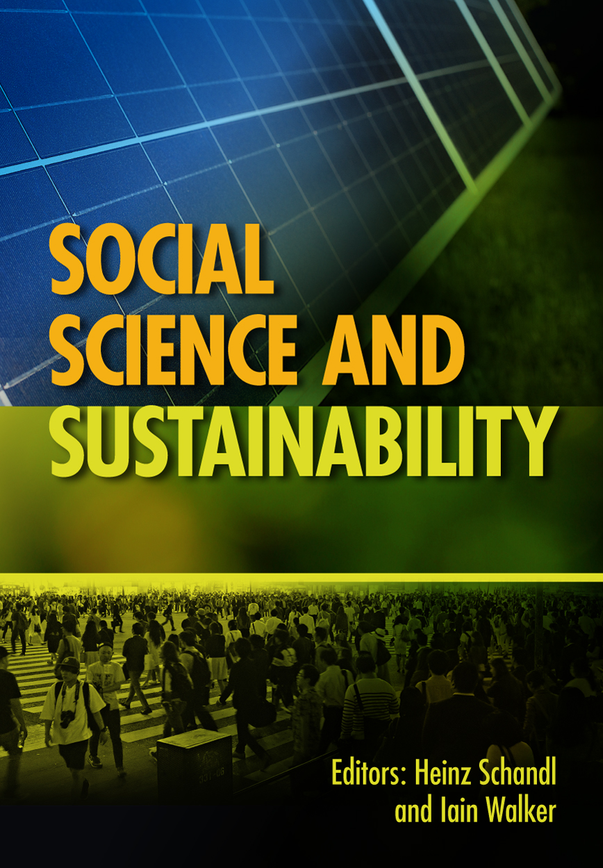 social science and sustainability heinz schandl iain walker