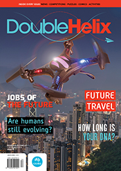 Double Helix Issue 34